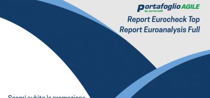 Torna in EUROCREDIT BUSINESS INFORMATION per te un'esclusiva promo