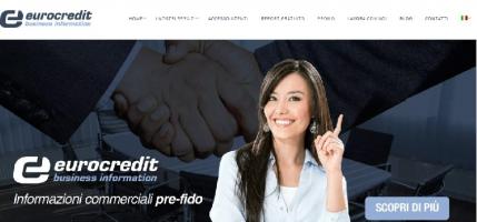 E' online il nuovo sito di EUROCREDIT BUSINESS INFORMATION