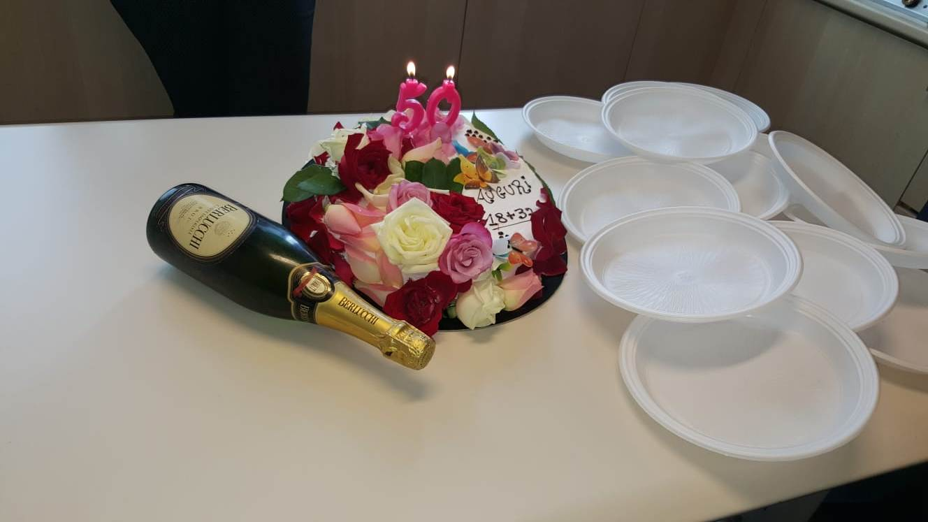 In EUROCREDIT BUSINESS INFORMATION every day is a party