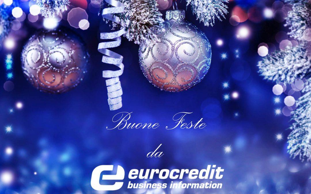 Buone Feste da EUROCREDIT BUSINESS INFORMATION